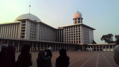 spot-cantik-di-masjid-istiqlal